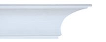 Large Plain Plaster Coving <br>127mm x 127mm