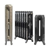 Ornate Cast Iron Radiators