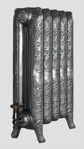 Sovereign Baroque Cast Iron Radiators 660mm