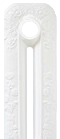 Pure White Painted Cast Iron Radiator
