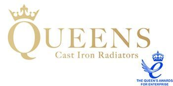 Queens Cast Iron Radiators Logo
