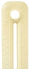 Vellum Painted Cast Iron Radiator